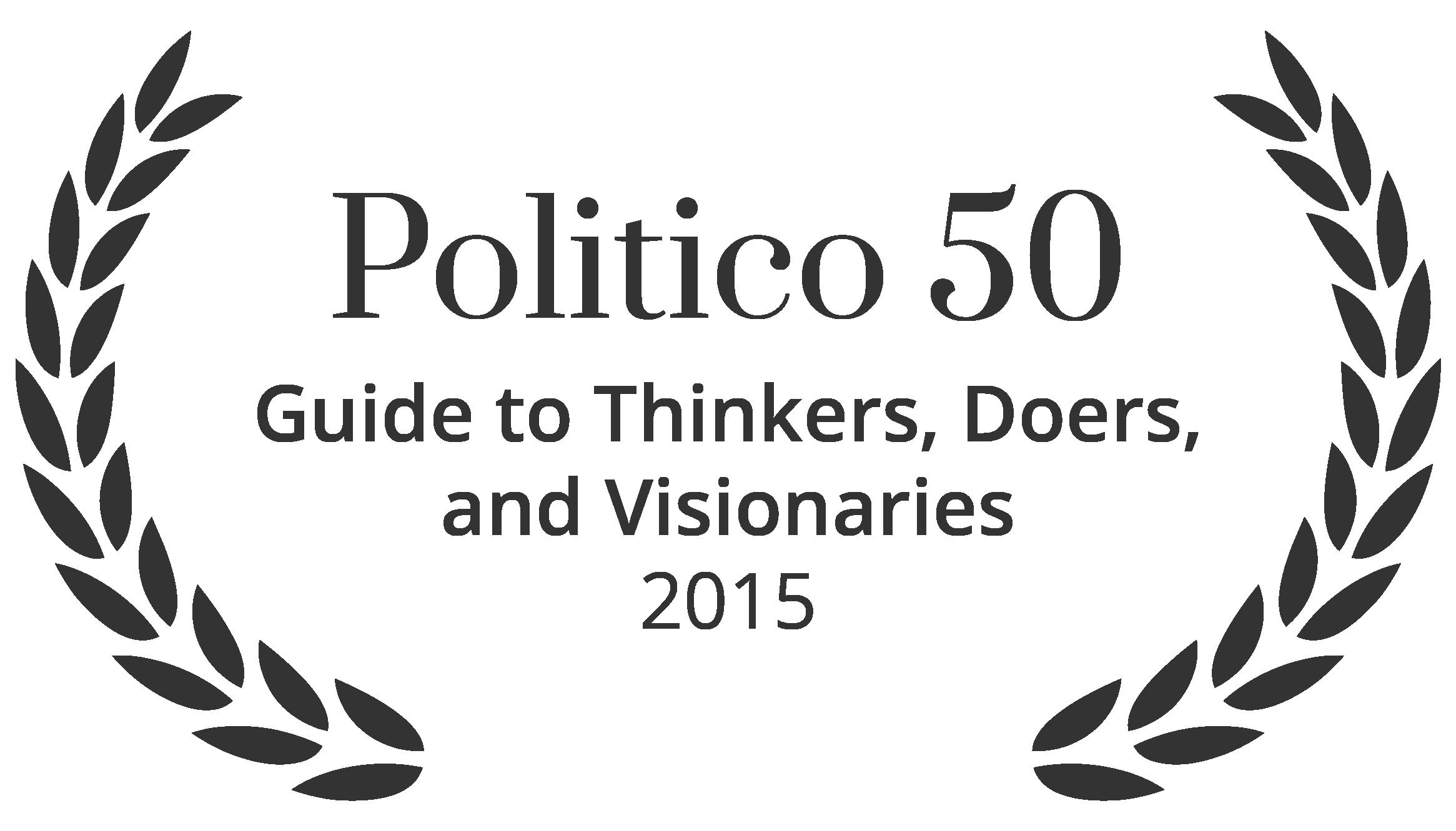 Politico 50